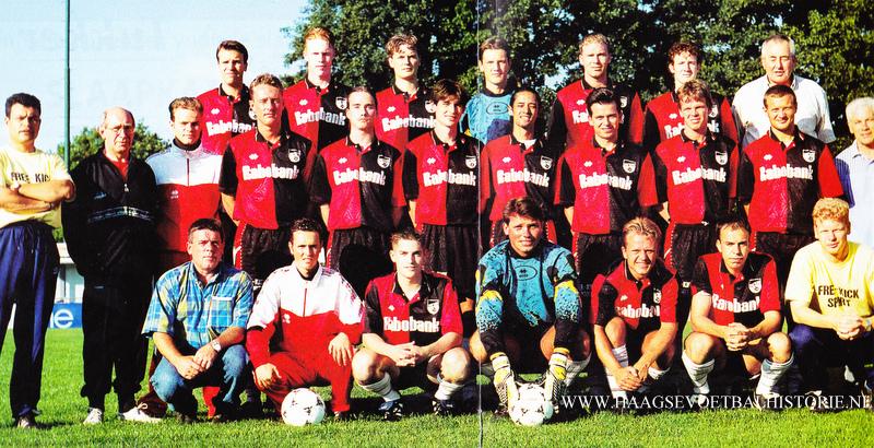 DEVJO 1 seizoen 1997-1998 - kopie