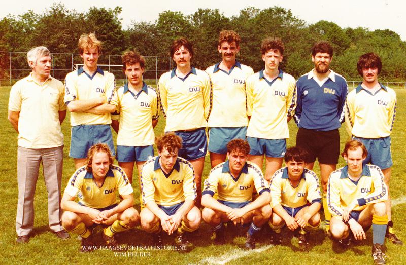 DVJ 1 seizoen 1983-1984