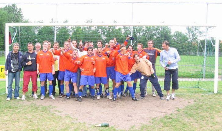 Dynamo'67 promotie 2004-2005