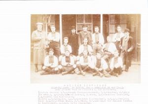 HBS 1897 - 1898
