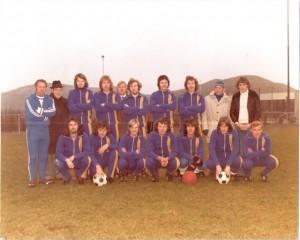 HSV Kranenburg 1 seizoen 1973-1974