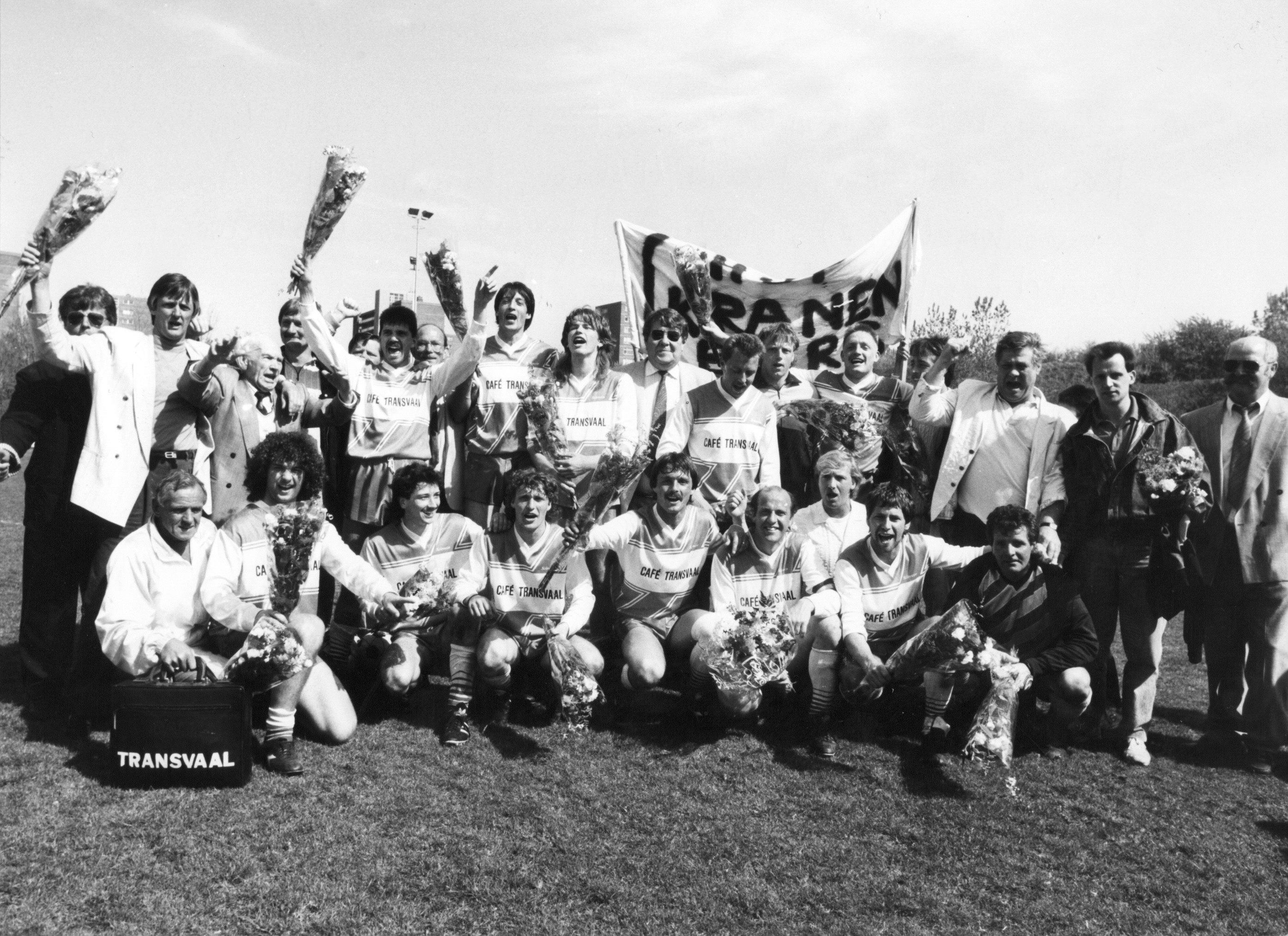 Kranenburg 1 kampioen 88-89