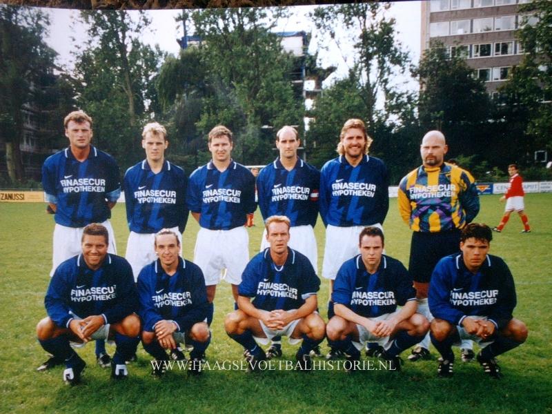 PEC Den Haag 1 seizoen onbekend - kopie