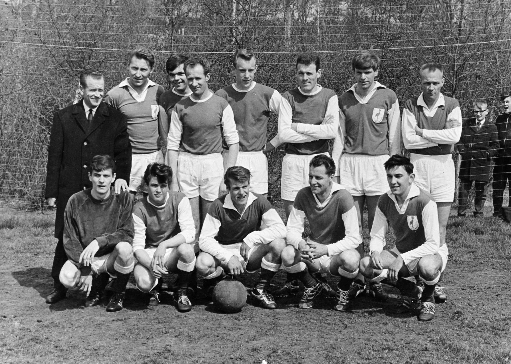 1e elftal Flamingo's 1965