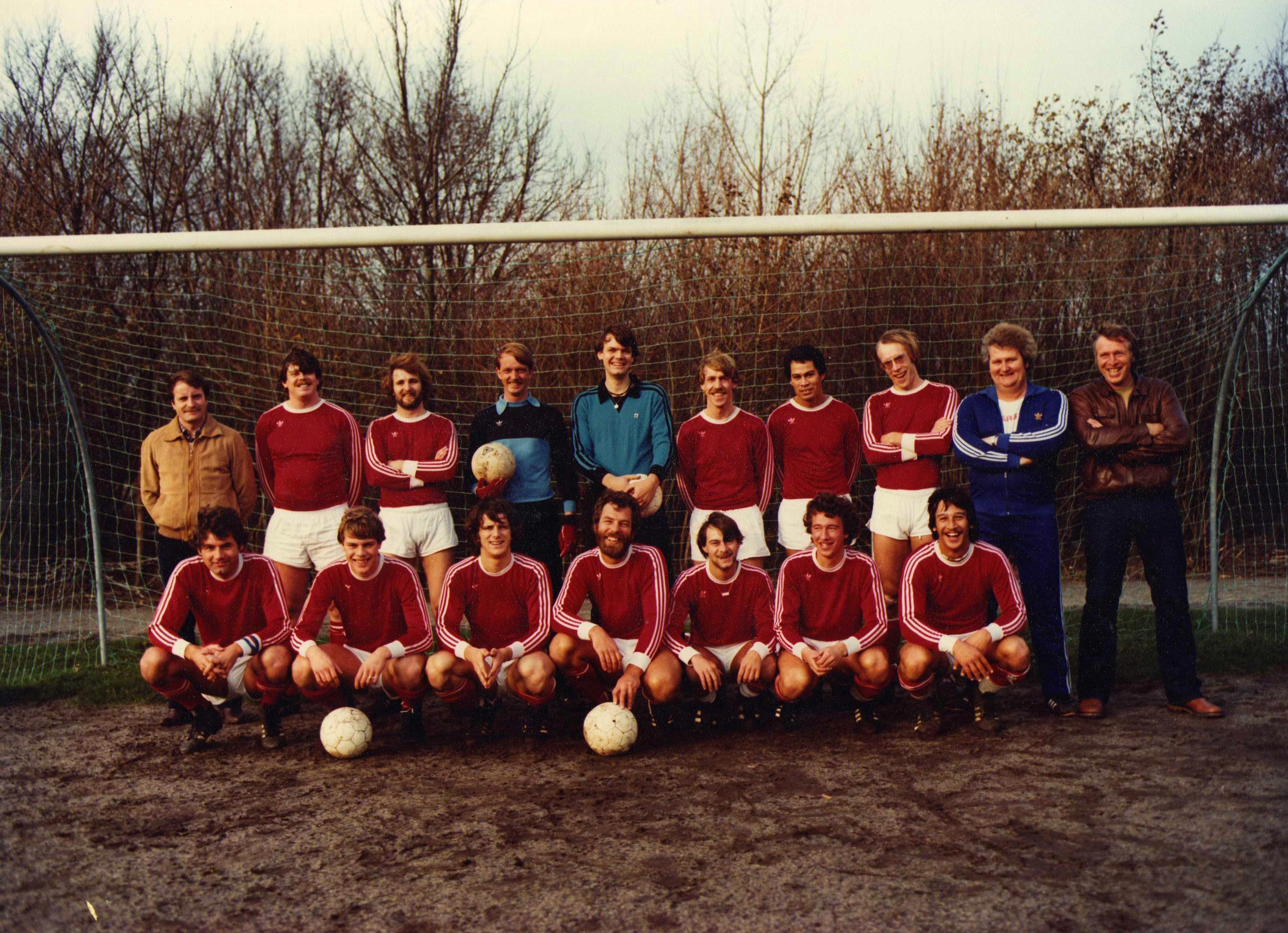 1e elftal Flamingo's 1981-1982
