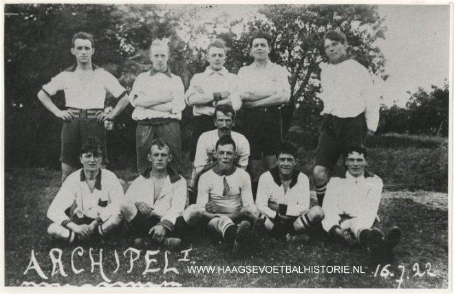 Archipel 1 1922