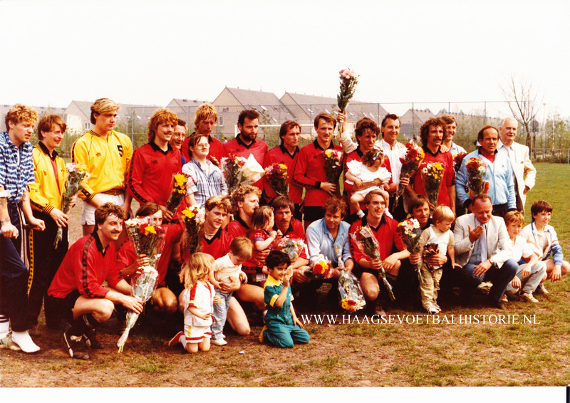 BTC 1 seizoen 1984-1985 - kopie