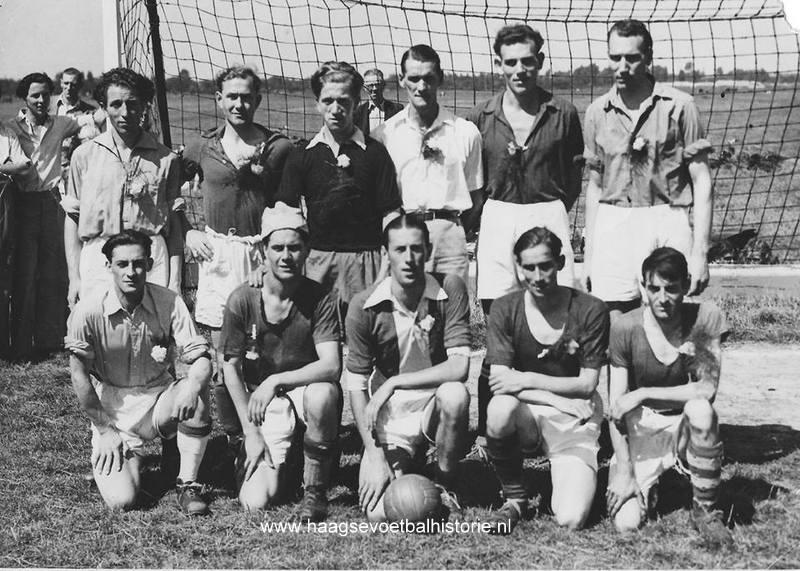 De Adelaars 1 kampioen 1946