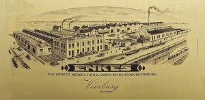 Enkes fabriek
