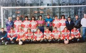 Kampioensfoto GSC ESDO seizoen 1996-1997
