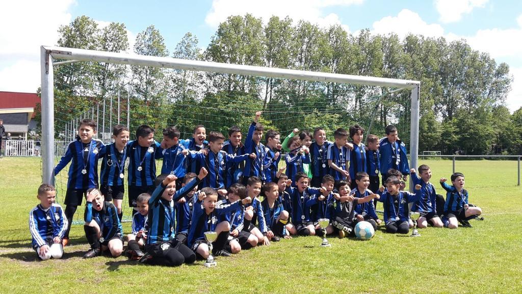 GSC ESDO jeugd 2014-2015