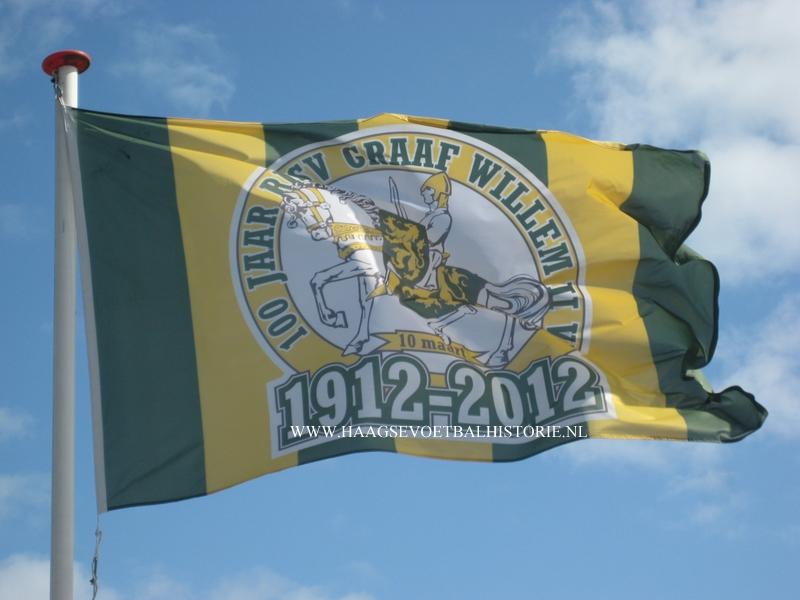 Graaf Willem II VAC vlag - kopie