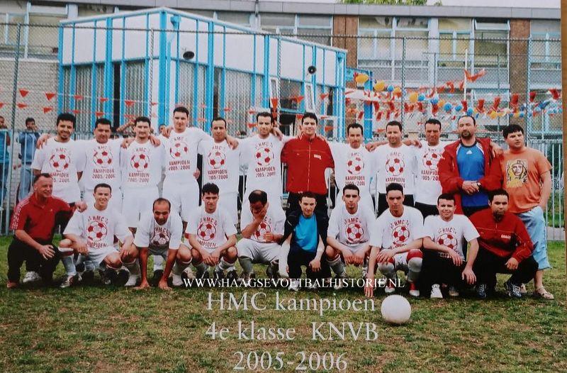 HMC 1 kampioen 2005-2006 - kopie