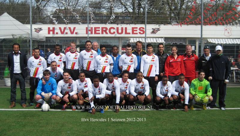 Hercules 1 seizoen 2012-2013 - kopie