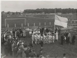 Opening veld Spoorwijk 1931